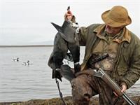 Alaska Brant Hunting 9681