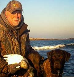 Rance Gamblin's Brown is Beautiful Duck Dog Blog