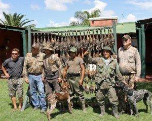 Rio Salado Argentina Duck Hunting