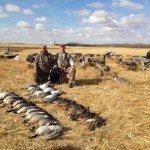 canada goose hunt manitoba canada 0332