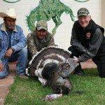 Durango Mexico Gould's Turkey Hunting