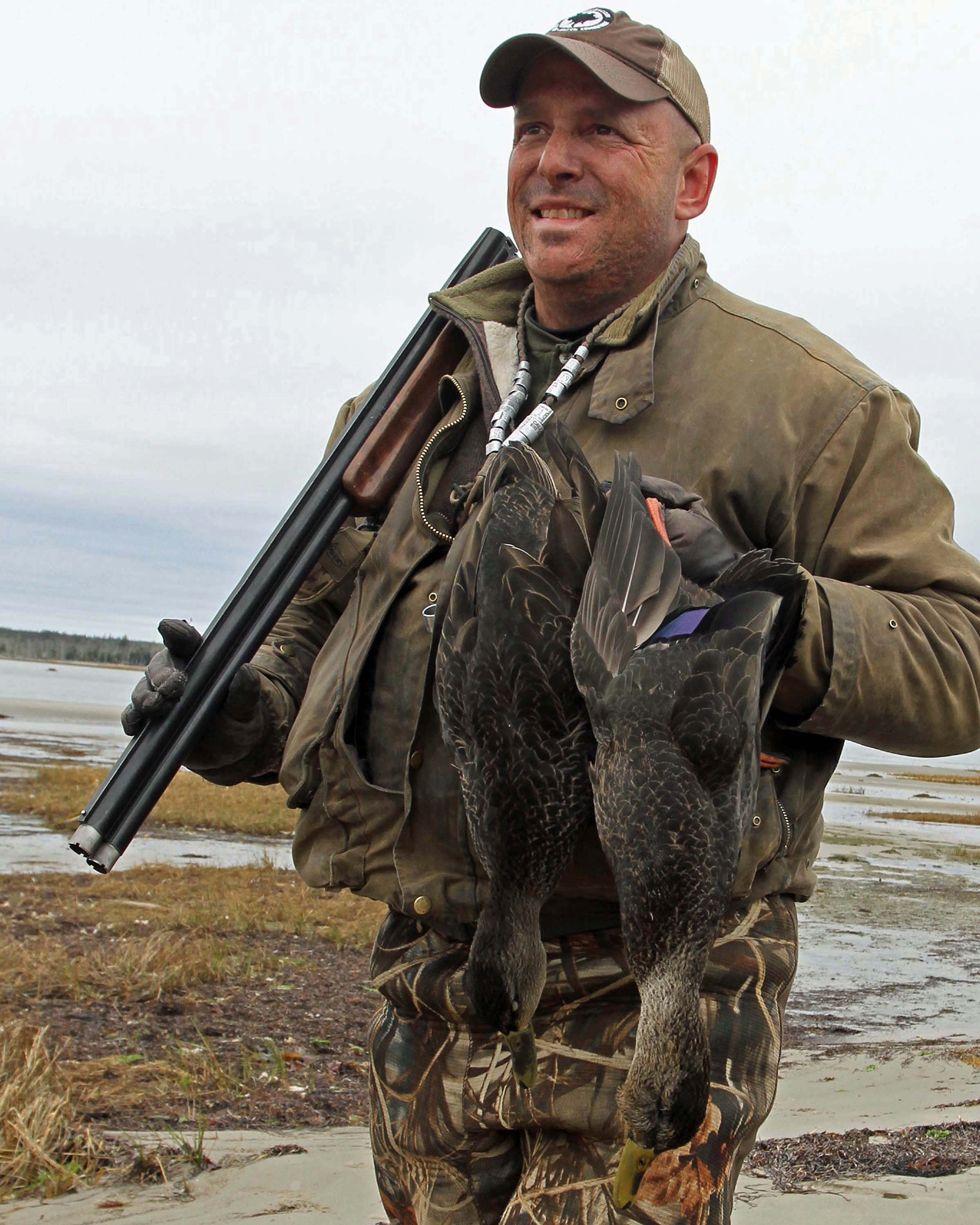nova scotia duck hunting