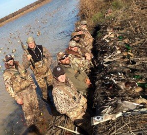 arkansas duck hunting guide