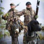 argentina duck hunting rio salado