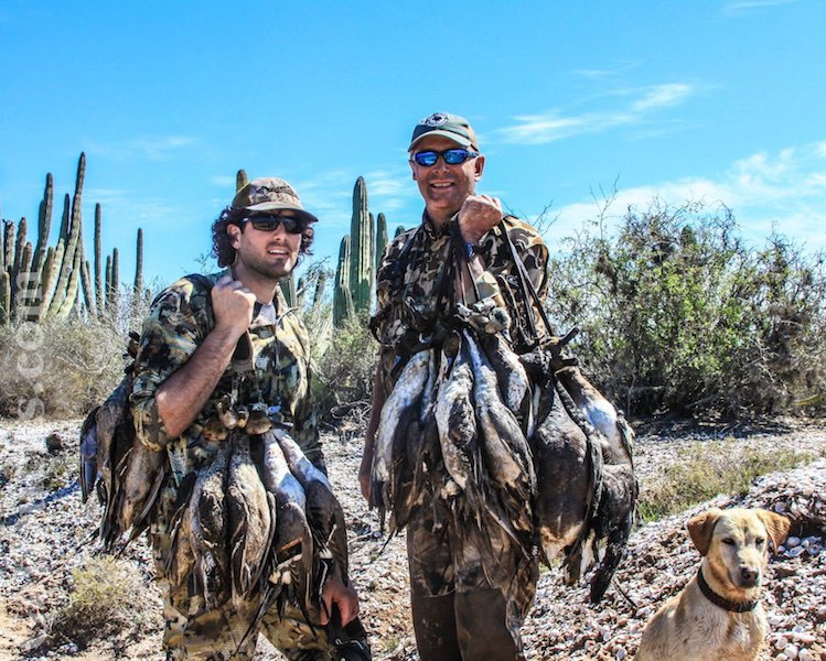 mexico duck hunting
