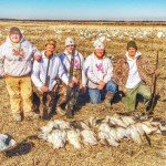 arkansas spring snow goose hunting