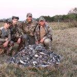 Los Ciebos Argetina Duck Hunting