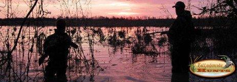 Mississippi Duck Hunting – Tallahatchie Hunts