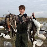 pintail texas duck hunt