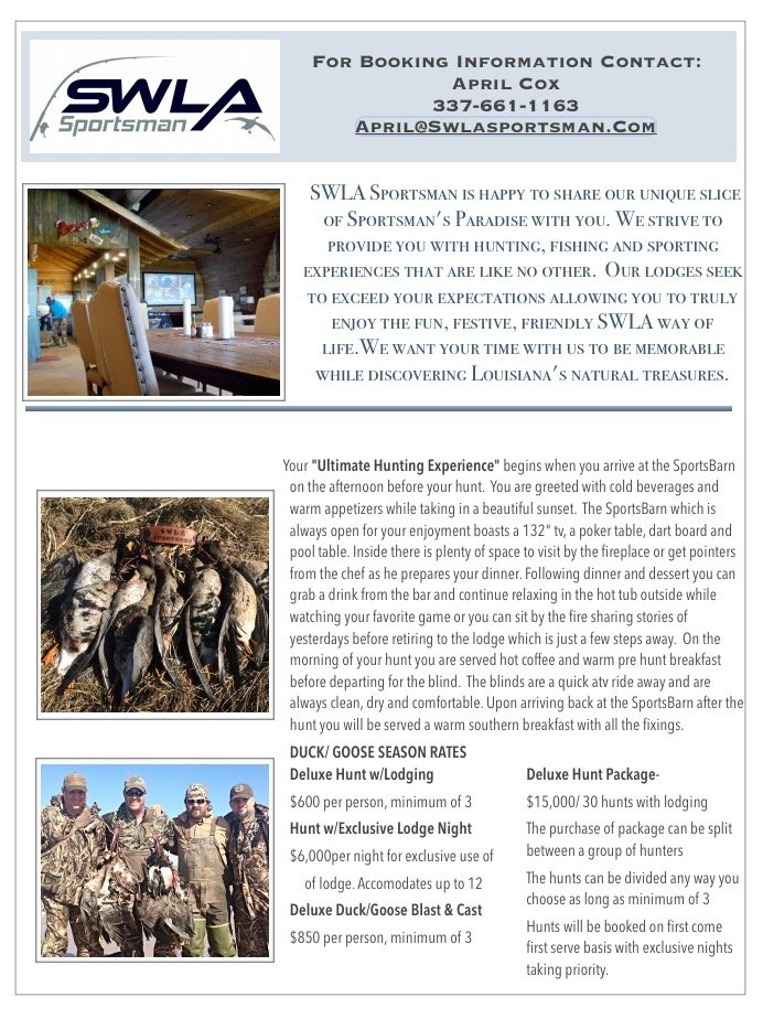 Louisiana Goose Hunting SWLA_6075