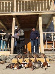 mongolia waterfowl hunt