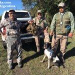 argentina hunting adventures