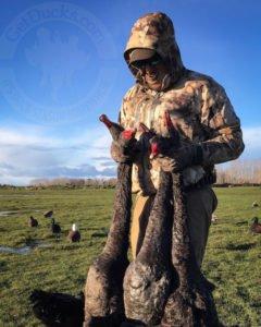 new zealand duck hunt
