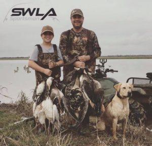 Louisiana goose hunts