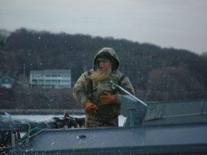 new england sea duck hunting