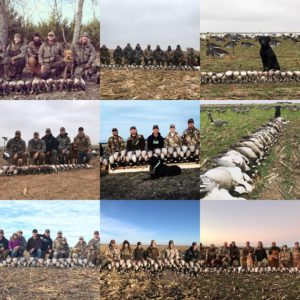 KANSAS GOOSE HUNTS
