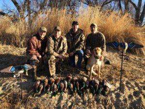 wyoming duck hunting