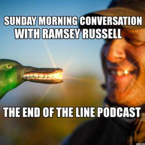 SUNDAY MORNING CONVERSATION RAMSEY RUSSELL