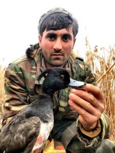 AZERBAIJAN DUCK HUNTING