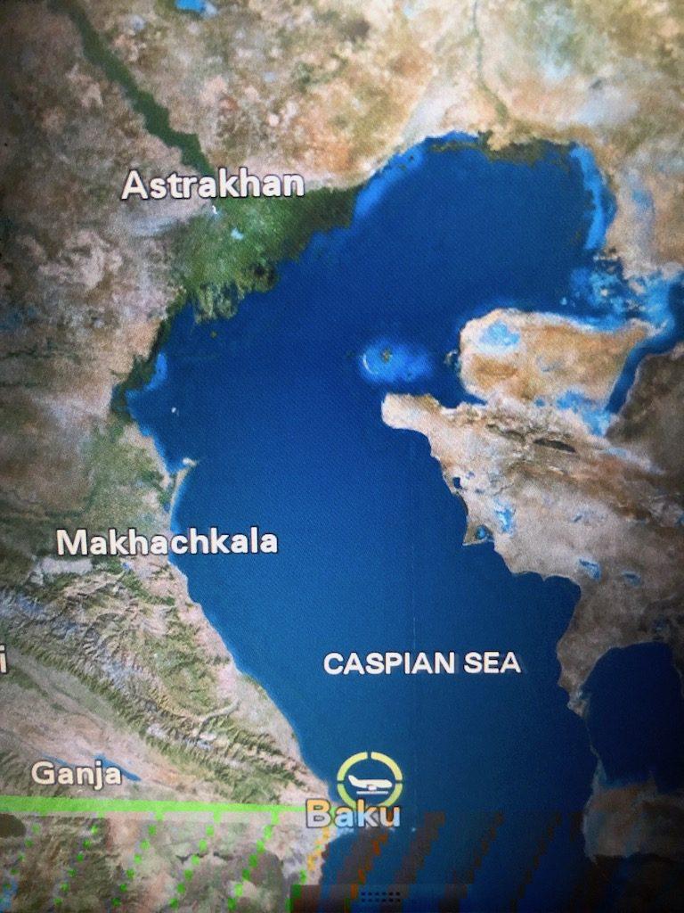 WHERE IS AZERBAIJAN