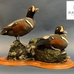 waterfowl taxidermist