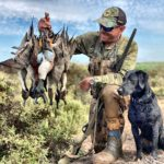 Mexico duck hunt Ramsey Russell