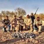 Mexico duck dove hunt