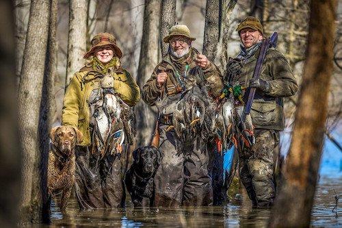 Bobo Brake Mississippi Duck Hunt