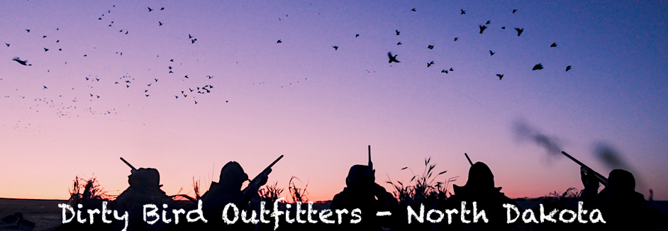 North Dakota Waterfowl Guide Dirty Bird Outfitters
