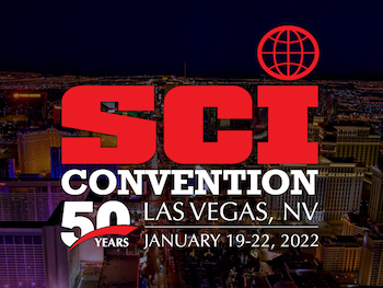 SCI Convention 50 Years Laird Hamberlin CEO