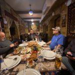 Lunch in Azerbaijan Duck Hunt