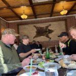 Azerbaijan Lunch