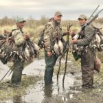 how many ducks do you shoot in argentina?