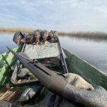 Azerbaijan Duck Hunting Boat