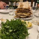 Azerbaijan Duck Lodge Food